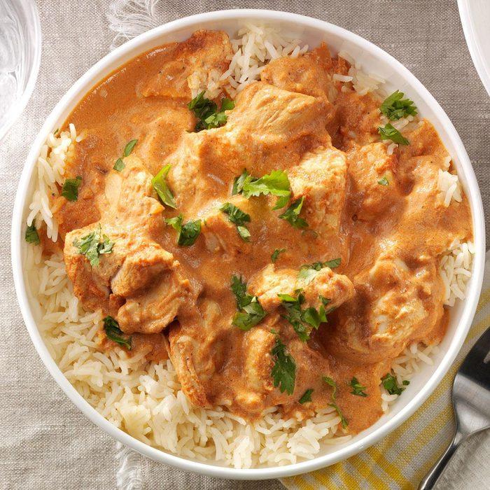 Day 10: Pressure Cooker Chicken Tikka Masala