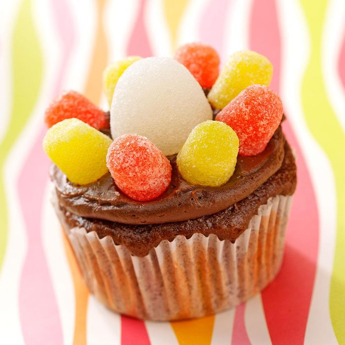 Pretty Posy Cupcakes