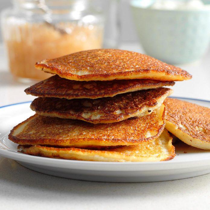Pronto Potato Pancakes