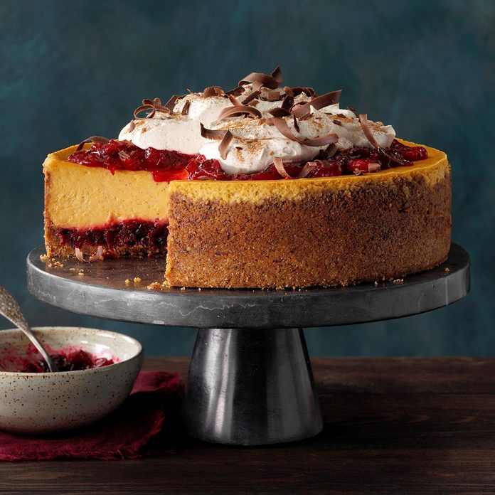 Pumpkin Cranberry Cheesecake Exps Pcbz19 113411 E04 24 3b 5