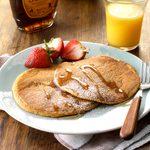 Pumpkin-Flavored Pancakes