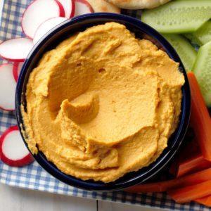 Pumpkin Hummus