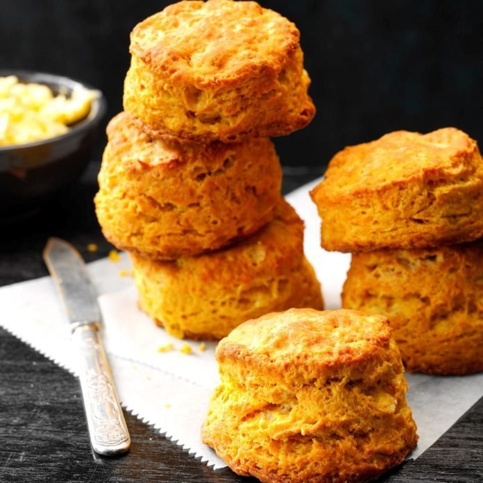 Pumpkin Patch Biscuits