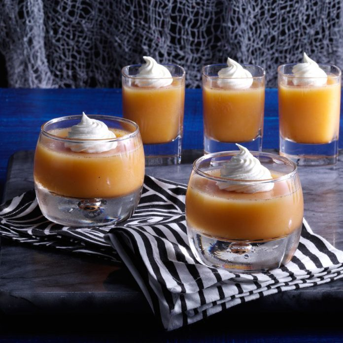 Pumpkin Pie Shots