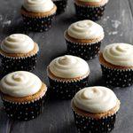 Pumpkin Streusel Cupcakes