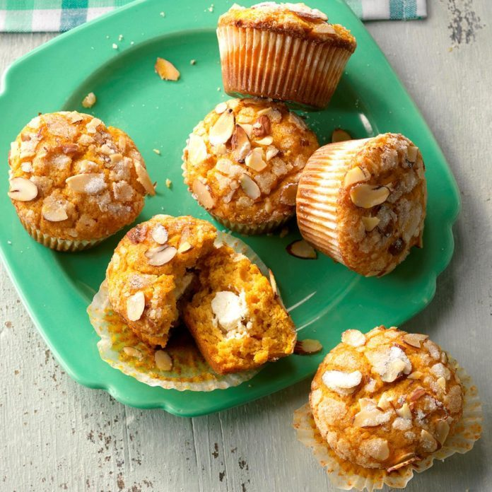 Pumpkin Surprise Muffins