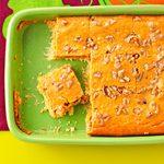 Pumpkin Walnut Squares