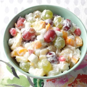 Our Best Ambrosia Salad Recipes