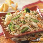 Quick Asian Chicken Dinner