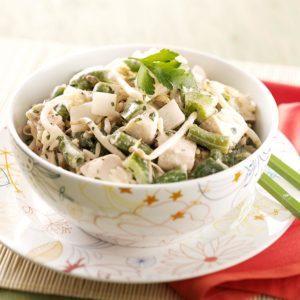 Quick Asian Chicken Salad