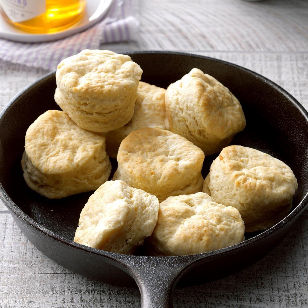 Quick Biscuits
