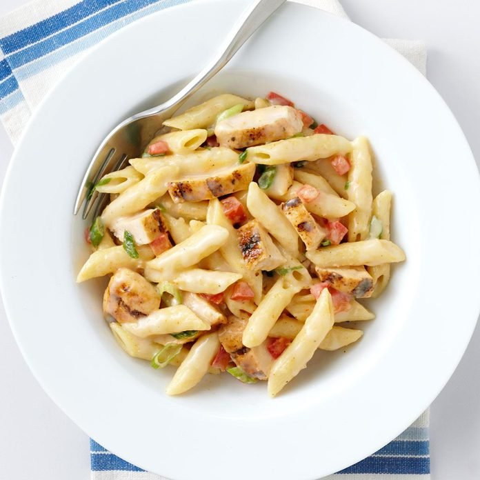 Quick Cajun Chicken Penne Exps118320 Th2379797d11 14 3bc Rms 1