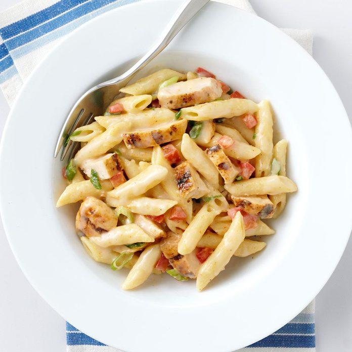 Inspired by: Cajun Shrimp Pasta