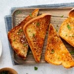 Quick Garlic Toast