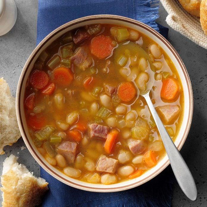 Quick Ham And Bean Soup Exps Diyd19 28682 E08 28 3b 2