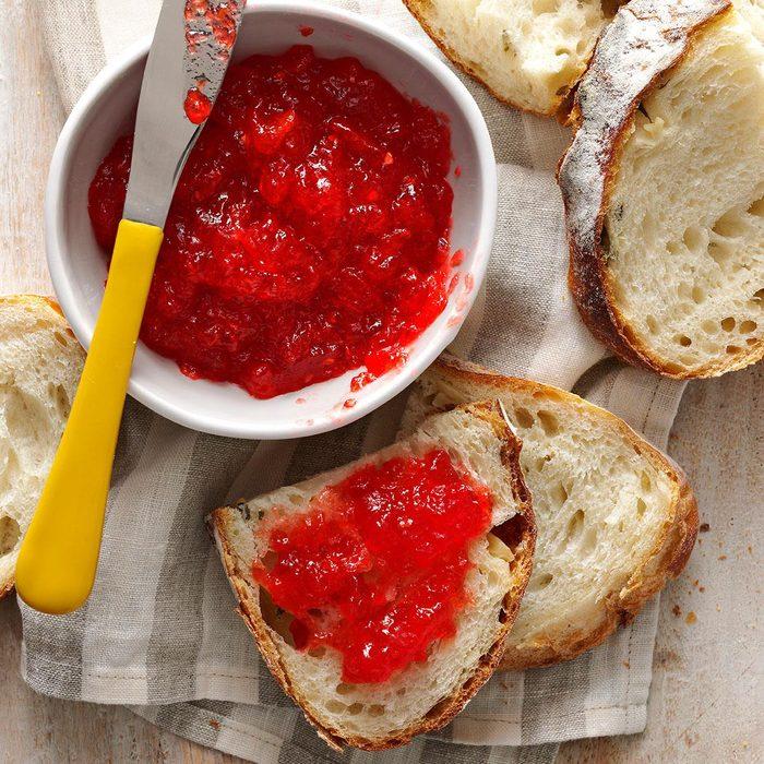 Quick Tomato-Strawberry Spread