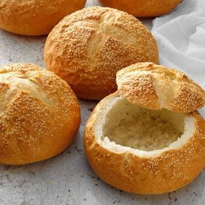 Quick and Easy Bread Bowls
