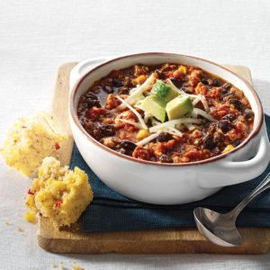 Quinoa Turkey Chili