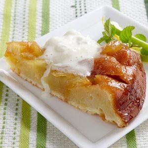 RWOP Finalist: French Apple Cake