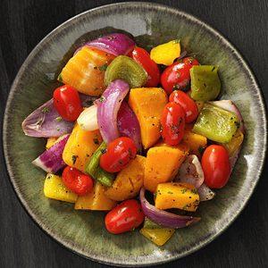 Rainbow Vegetable Skillet