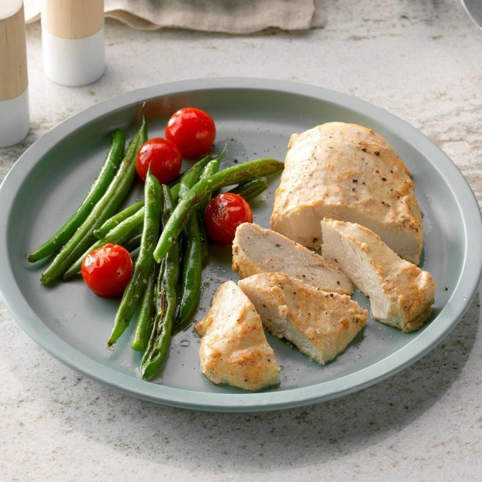Ranch-Marinated Chicken Breasts