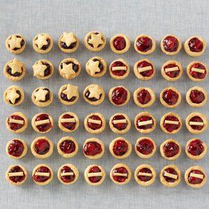 Razzy Jazzy Berry Tarts