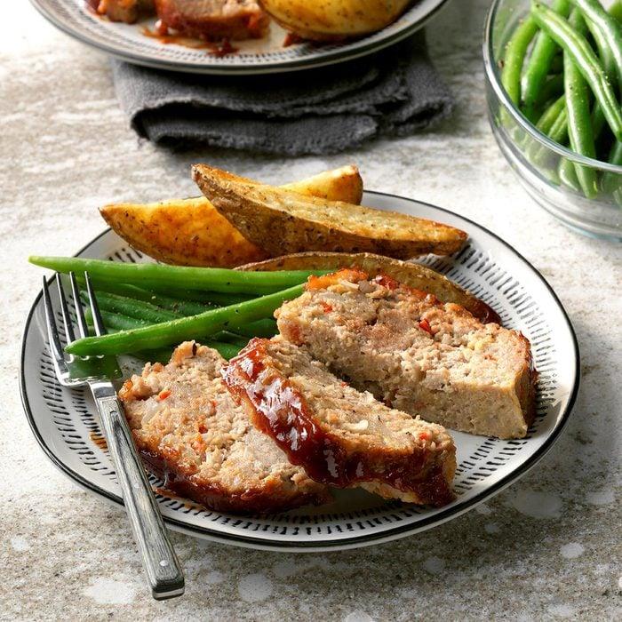 Red Pepper Meat Loaf