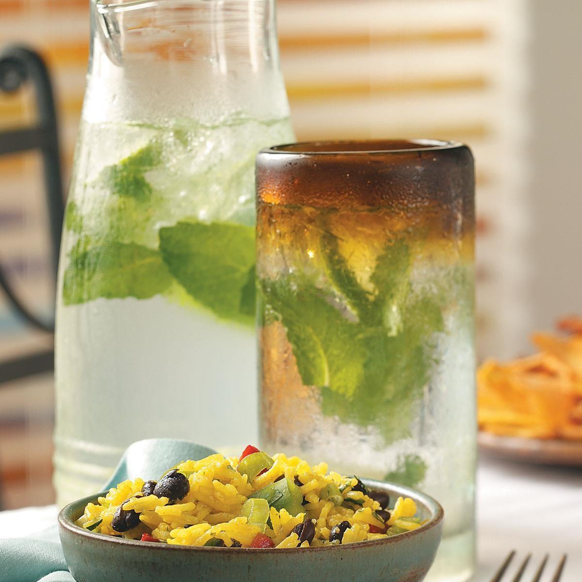Refreshing Mojito