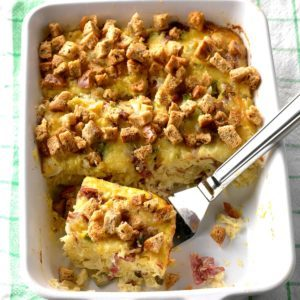 Reuben Brunch Bake