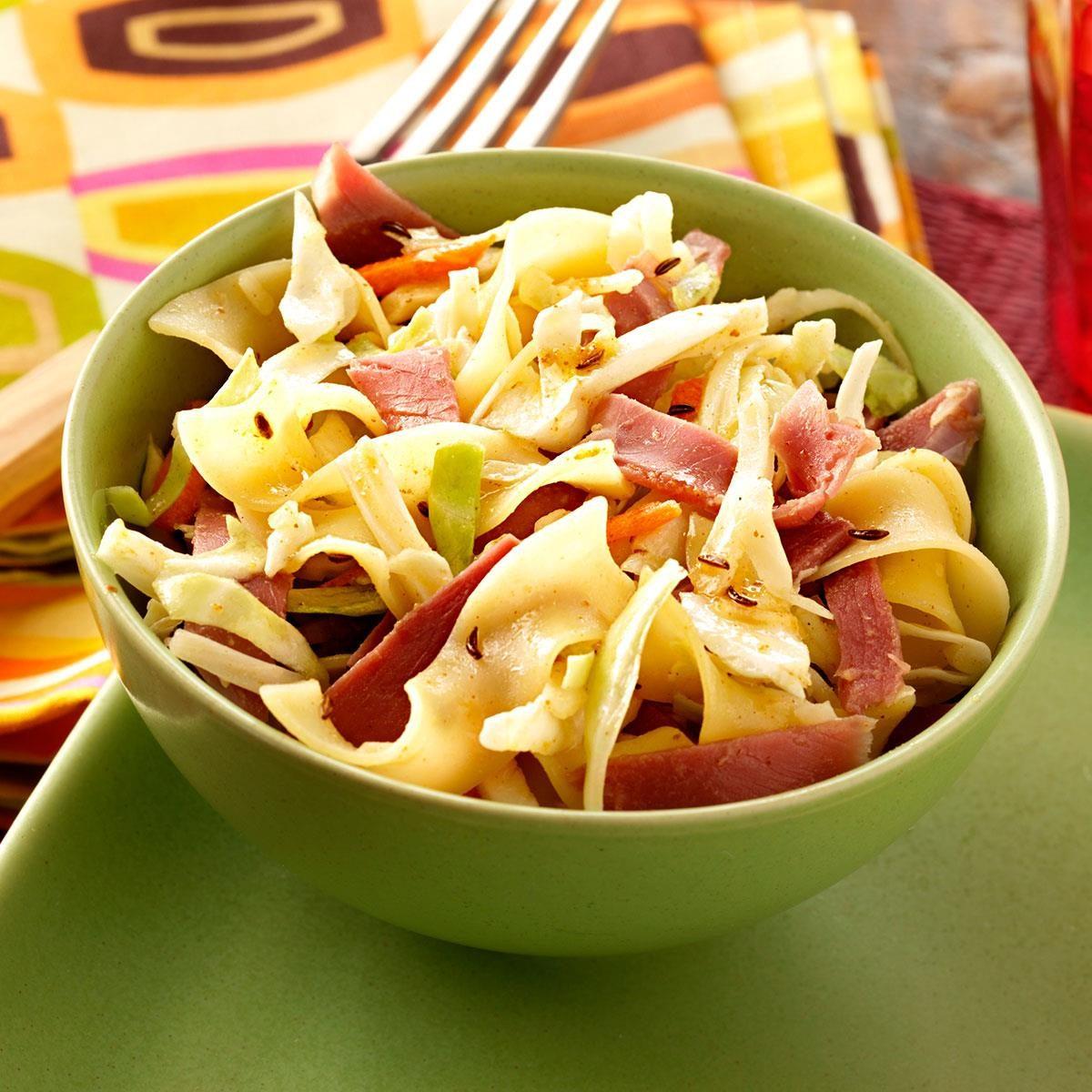 Reuben Pasta Salad