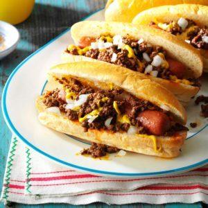 Rhode Island Hot Wieners