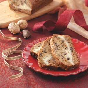 Ribbon Nut Bread
