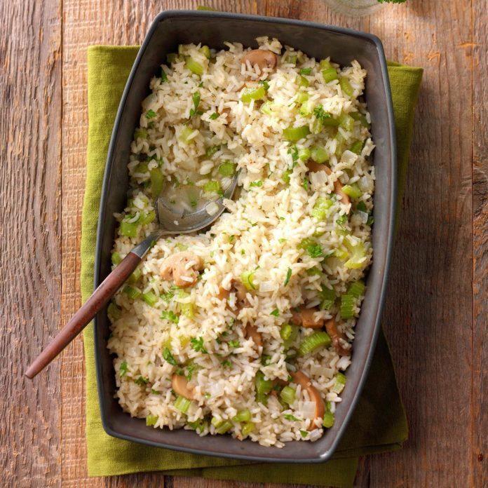 Rice Dressing