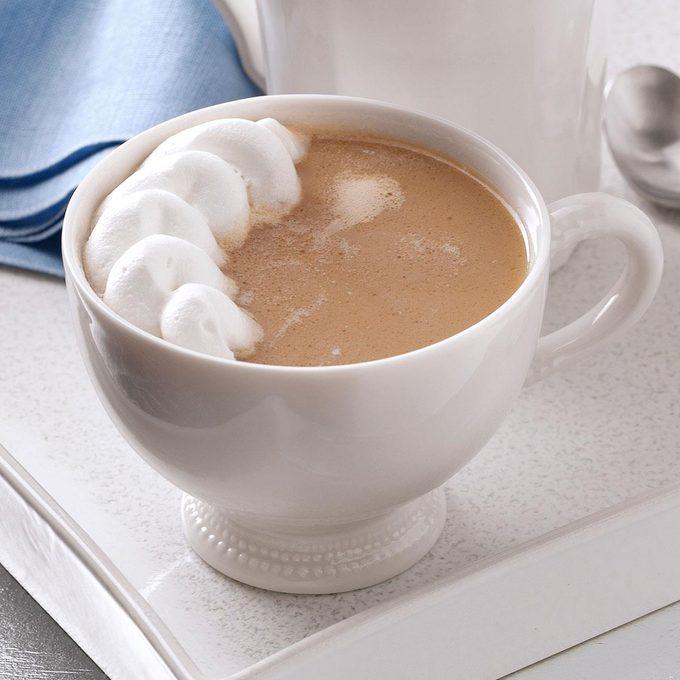 Rich Hazelnut Coffee