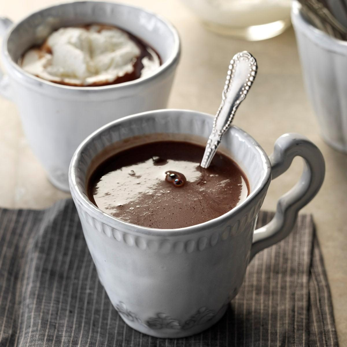 Rich Hot Chocolate