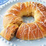 Ricotta-Raisin Coffee Cake
