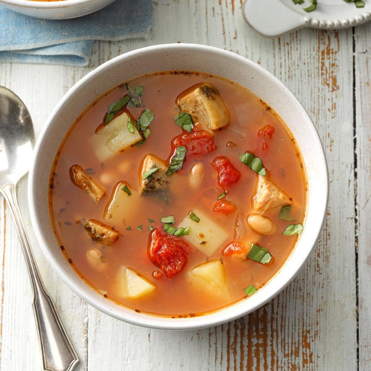 Roast Pork Soup