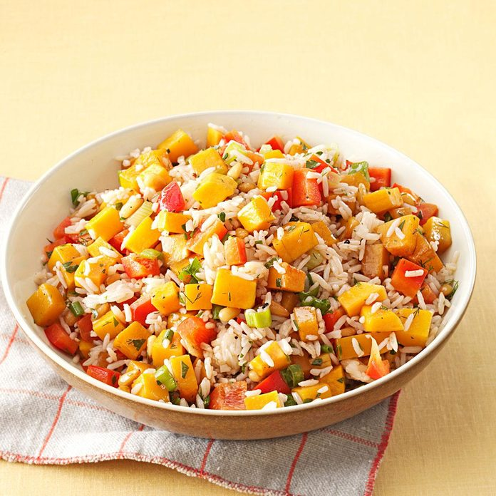 Roasted Butternut Squash Rice Salad Exps150048 Th2379801c07 02 6bc Rms 1