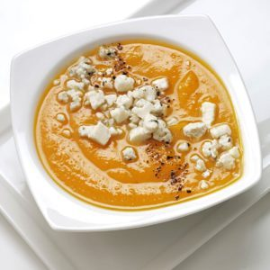 Roasted Garlic Butternut Soup