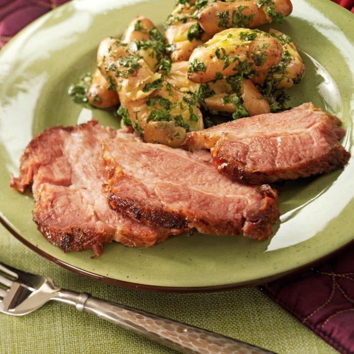 Roasted Pork Shoulder