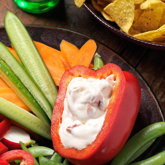 Roasted Red Pepper Dip Exps25882 Uh2464847a03 15 2bc Rms