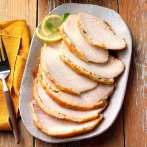 Romano Basil Turkey Breast