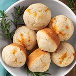 Rosemary Cheddar Muffins