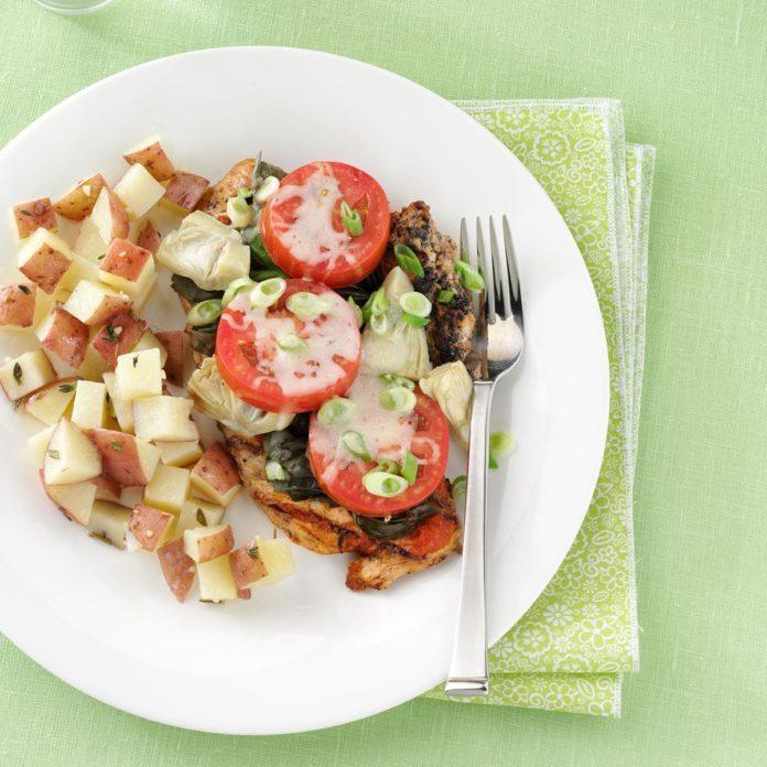 Rosemary-Thyme Potatoes