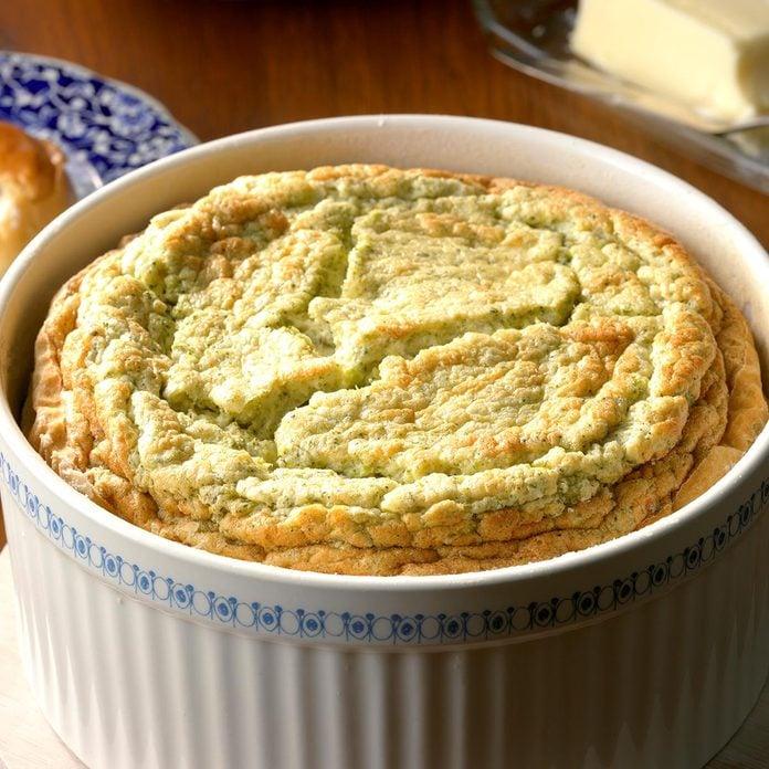 Royal Broccoli Souffle