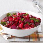 Ruby Red Beet & Apple Salad