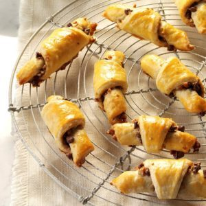 Rugelach with a Twist