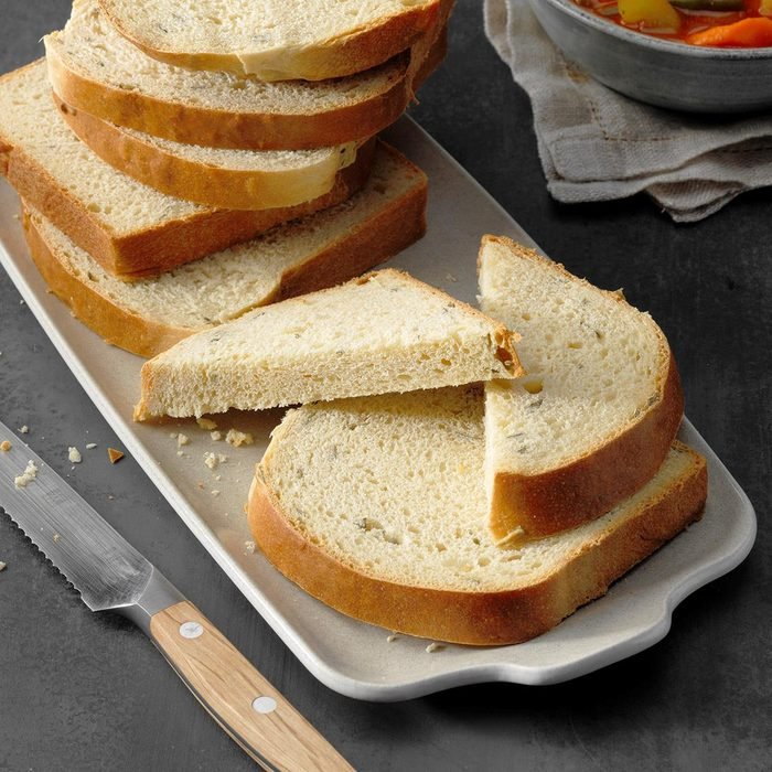 Sage-Apple Cider Bread