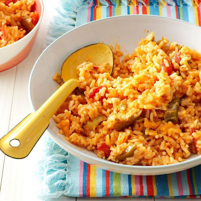 Salsa Rice