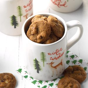 Santa's Wake-Up Cookies